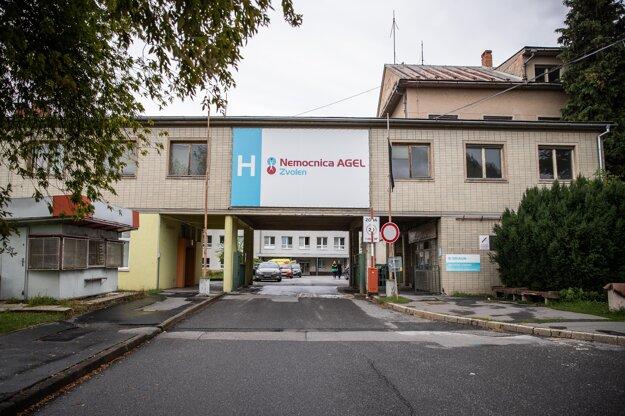 Jednou z nemocníc, ktorej hrozí, že sa stane komunitnou je aj nemocnica vo Zvolene.