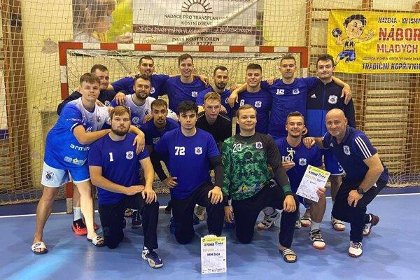Hádzanári Šale sa predstavili na turnaji v Kopřivnici.