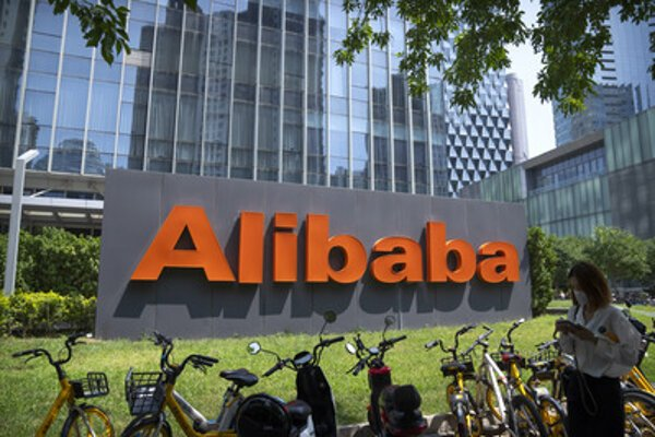 Sídlo spoločnosti Alibaba.
