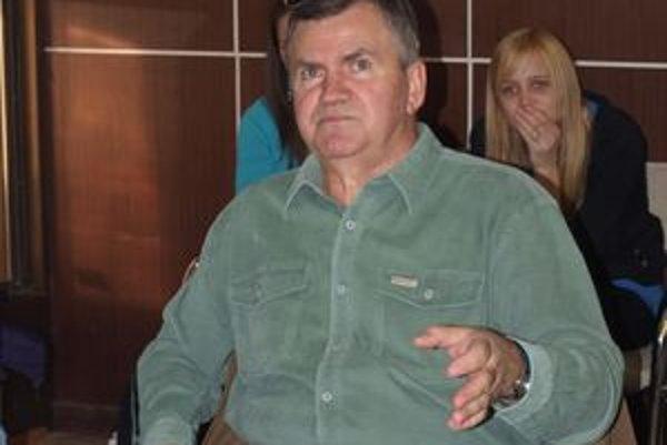 Režisér predstavenia Rumun Cristian Ioan.