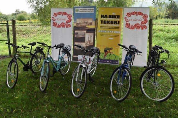 V Kalonde rozbehli požičovňu bicyklov, ktorá má však pridanú hodnotu.