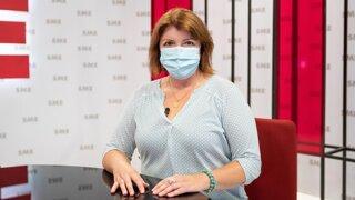 Epidemiologička Bražinová: Diskutovať s alternatívou v RTVS som odmietla