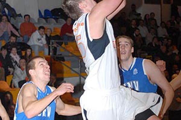 Roman Vido bol najlepším slovenským hráčom v tíme Nitry v šlágri kola.