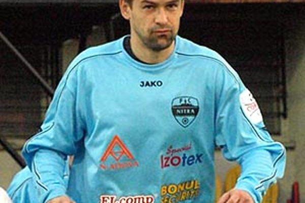 Róbert Semeník hral aj za FC Nitra.