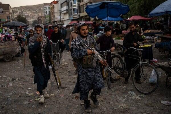 Hliadka Talibanu.