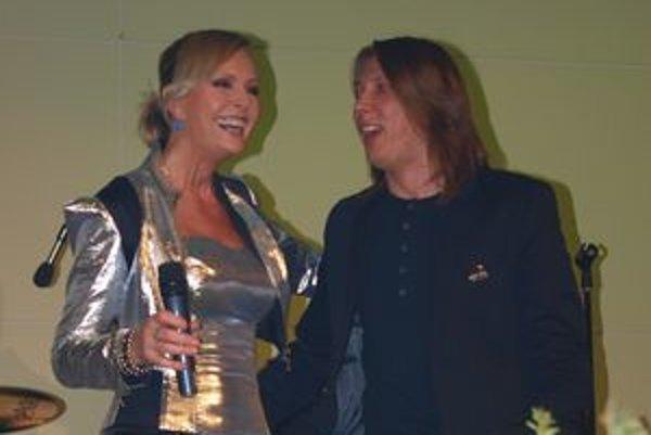 Vondráčková a Cmorik zaspievali dueto Deja vu.