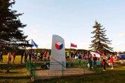 Pamätník povstaleckých letcov pri Zolnej sa stal dejiskom Behu na počesť letcov SNP.