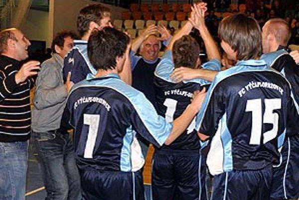 Vo finále sa z triumfu radovali futbalisti Výčap-Opatoviec. Vskutku nečakaný víťaz 19. ročníka.