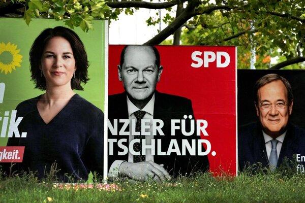 V Nemecku vrcholí predvolebná kampaň.