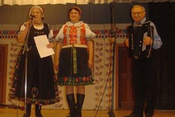 Program Dražovce spievajú sa konal v miestnom kultúrnom dome.