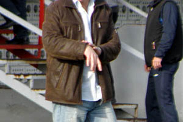 Dušan Liba sa pred rokom s Topoľčanmi zachraňoval, v tejto sezóne sa však pohybujú na špici súťaže.