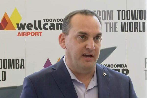 Scott Carpendale, výkonný riaditeľ divízie Boeing Defence Australia.