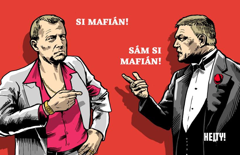 Mafia na slovenský spôsob (Hej, ty!) 24. septembra