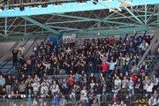 Do Nitry Arény sa po roku a pol mohlo ísť na extraligový zápas a obecenstvo si to náležite užilo.