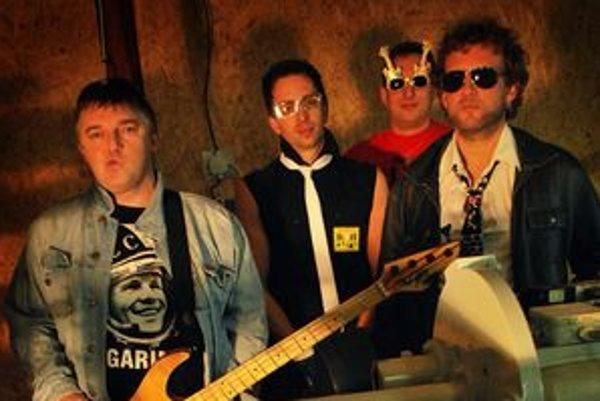 Skupina Dr. Zetor hrá na hudobnej scéne 25 rokov.