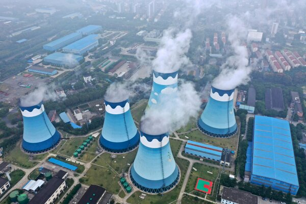Problémy s nedostatkom energie v Číne sa zhoršujú.