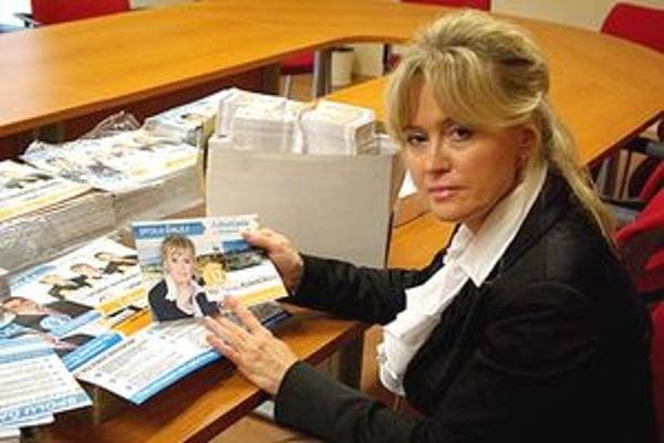 Renáta Kolenčíková.