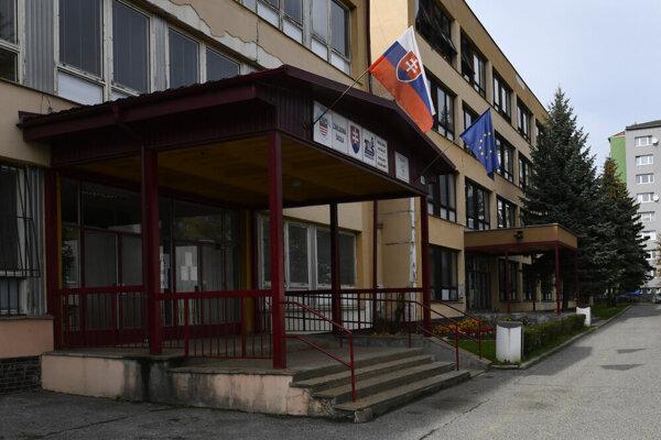 Základná škola Vinbarg v Bardejove.