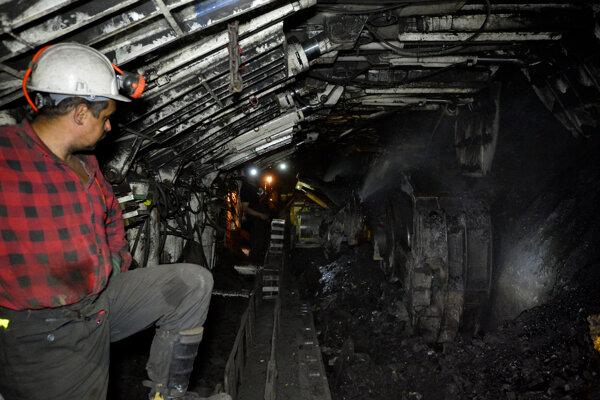 Ťažba uhlia v Handlovej končí.