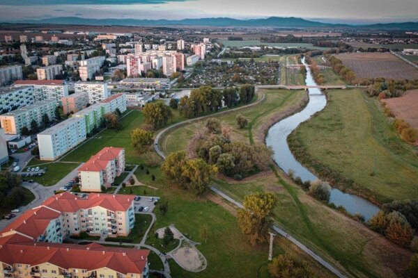 Mesto Topoľčany.