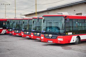 V tomto roku nakúpené autobusy sú ekologickejšie a ich prevádzka je ekonomickejšia.