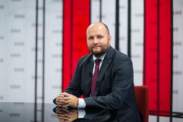 Jaroslav Naď v relácii Rozhovory ZKH.