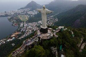 Socha Krista Spasiteľa považovaná za jeden zo siedmich divov moderného sveta.