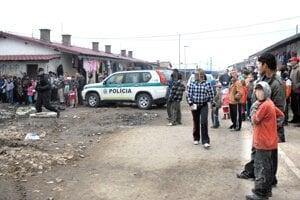 Osada Budulov trápi primátora Moldavy aj obyvateľov mesta.