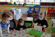 Deti v Leviciach majú vynovenú škôlku.
