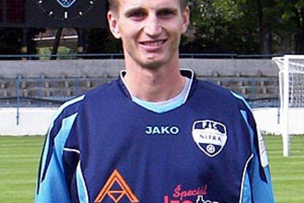 Odchovanec Nitry má ešte na dva roky platnú zmluvu v rumunskom FC Vaslui.