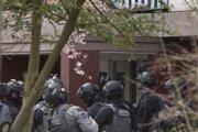Holandská polícia. Ilustračné foto