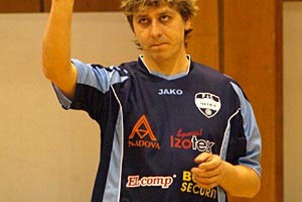 Igor Demo z funkcie športového manažéra FC Nitra odišiel potichu.