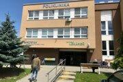 Poliklinika v Senici