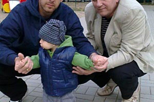 Dušanovia Pernišovia - tri generácie s rovnakým menom.