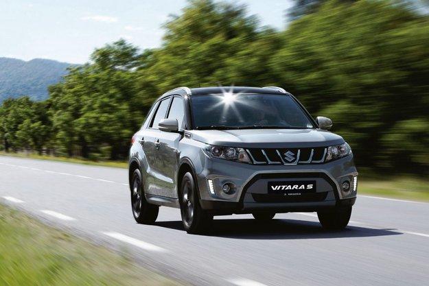 Suzuki Vitara, najpredávanejšie SUV na Slovensku.