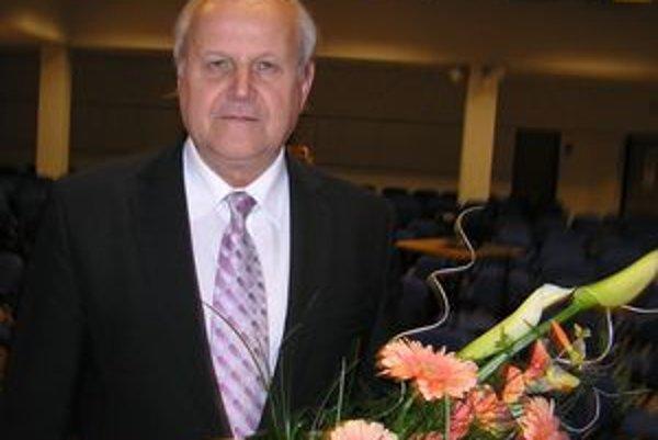 Mikuláš Látečka, rektor Slovenskej poľnohospodárskej univerzity.