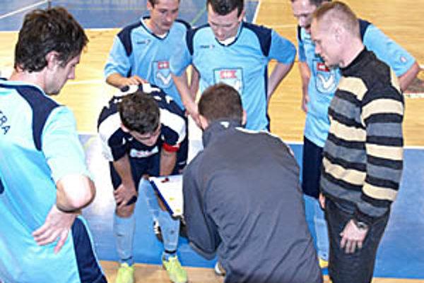 Tím MFsK Nitra prehral doma tretíkrát v rade.