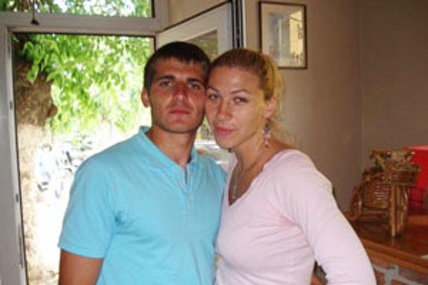 Aleksandar a Tamara. Možno budúci futbalista Vrábeľ je priateľ basketbalistky Nitry.