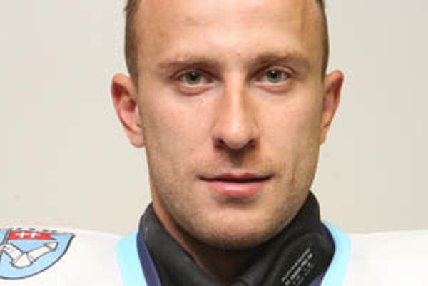 Brankár Nitry Marek Laco zatiaľ odchytal všetky tri duely sezóny.