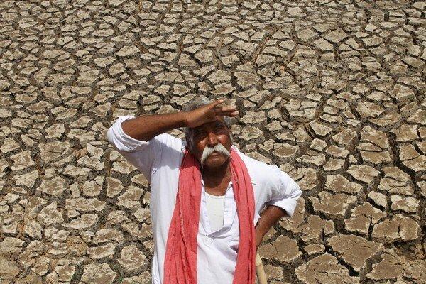 Sucho zhoršujú najmä klimatické zmeny.