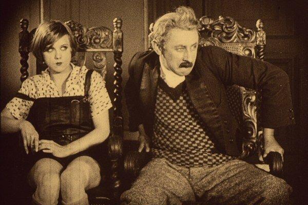 Kópia filmu Milenky starého kriminálnika prešla náročným reštaurátorským procesom.