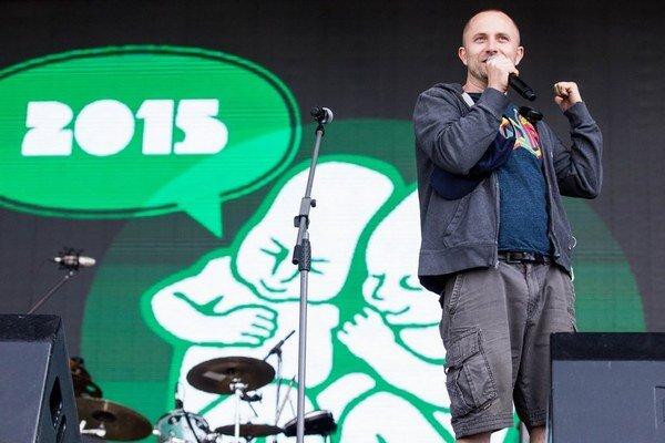 Takto sa začal najväčší domáci festival. Michal Kaščák.