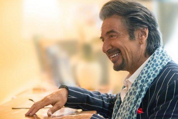 Al Pacino ako Danny Collins.