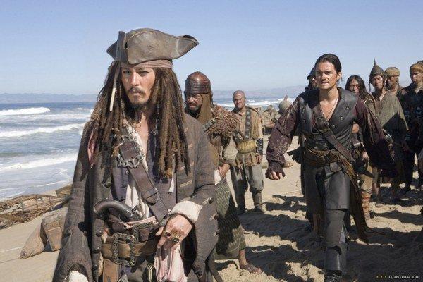 Johnny chcel Pirátov z Karibiku nakrútiť v dobrej spoločnosti.