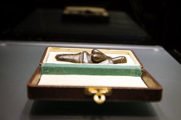 Výstavu Unikáty českých a slovenských múzeí si možno pozrieť napríklad aj počas sobotňajšej noci múzeí, otvorená bude len do 14. júna. Podieľali sa na nej tri štátne múzeá – Národní muzeum v Prahe, Moravské zemské muzeum v Brne a Slezské zemské muzeum v O