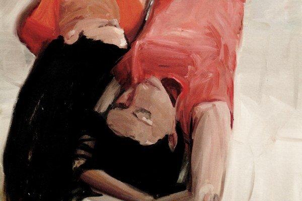 Pod názvom V znamení panny vystavuje Jana Farmanová svoje diela v Galérii mesta Bratislavy (na snímke) a galéria Krokus jej pripravila prehliadku Tak zraniteľné. Tak pevné