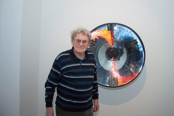 Výstava Konkret mapuje vývoj konkrétneho umenia v druhej polovici 20.storočia.