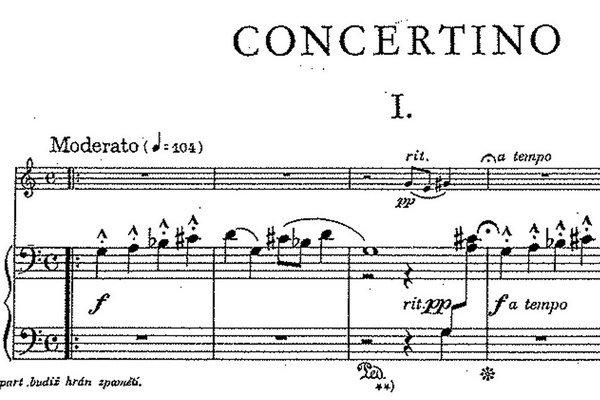 Dnes večer zaznie naživo v Slovenskom rozhlase Janáčkove Concertino, aj skladba s rovnakým názvom od Juraja Pospíšila.