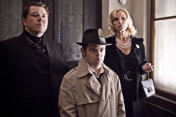Nórsky film Detektív Down (2014).