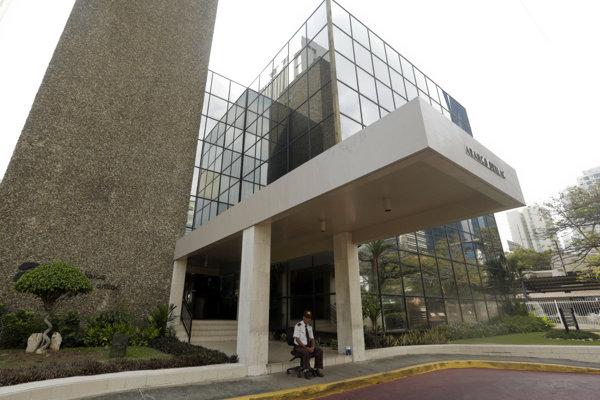 Sídlo firmy Mossack Fonseca.